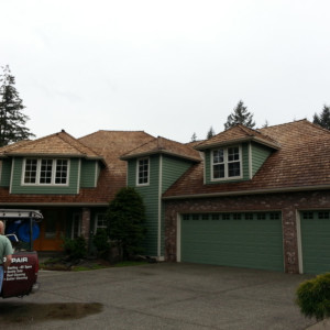 Roof Cleaning, Moss Treatment, & Roof Repairs in Mukilteo, Washington