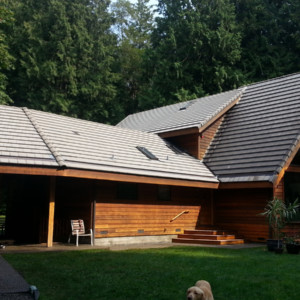 9/12 & 16/12 Tile Roof Cleaning in Stanwood, Washington