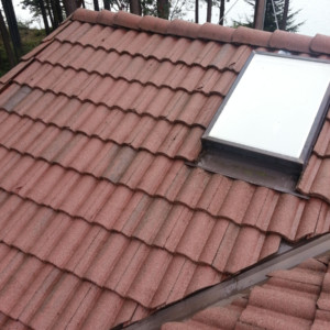 Tile Roof Cleaning in Oak Harbor