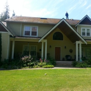 Roof Cleaning in Stanwood, WA